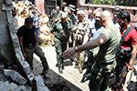 叙利亚哈马市发生自杀式袭击至少2人死亡