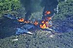现场惨烈!美海军陆战队空中加油机坠毁 16人已遇难