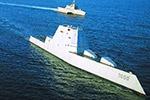 """美海军招标下代护卫舰 """"科幻舰队""""或成泡影"""