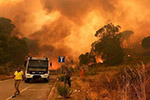 热!热!热!南欧持续高温干燥导致多国发生火灾