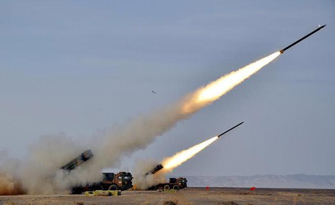 第一种远程火箭炮