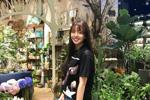 组图:王中磊女儿身材高挑美腿修长 皮肤白皙笑容甜