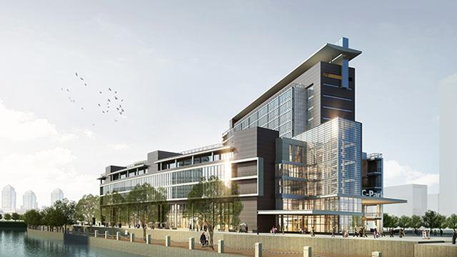 芝士公园将亮相甬城 这是全国首座全年龄段城市教育综合体