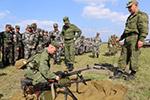 中俄蒙三国首次举行大规模联合反恐演练