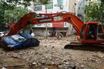 陕西榆林:多方合力 对抗洪灾