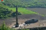 朝鲜宣布成功进行第二次洲际导弹试射