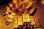 英国伦敦首次曝光黄金藏量:59.6万根金条
