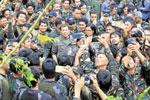 杜特尔特鼓励士兵:打完仗政府出钱香港游玩