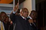 南非总统祖马第八次挫败不信任案(组图)