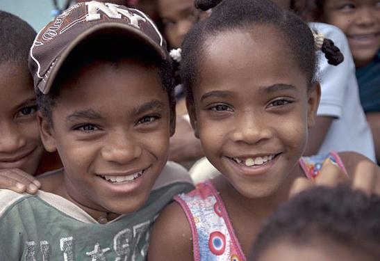 """多米尼加一村庄因遗传紊乱出现大量""""假阴阳人"""""""