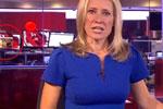 """台媒:BBC女主播播新闻有""""亮点"""" 工作人员幕后看色情片"""