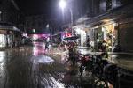 直击湖南洪灾现场:生命最可贵 加快重建家园