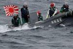 一艘驳船在日本长崎附近水域沉没 已致1死2人失踪