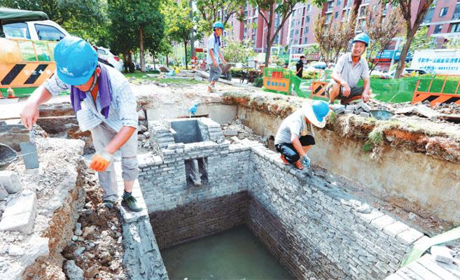餐饮废水专管排放