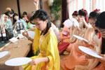 古代情侣七夕节不送鲜花 重点仪式是穿针