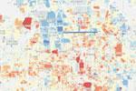 北京单身地图出炉:高校和软件园成重灾区