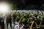 广西北海凌晨两千警力打传销,端了数百窝点
