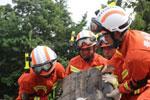 """贵州纳雍山体崩塌21人遇难 消防救援""""不放过任何一个希望"""""""
