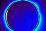 NASA公布离地5万英尺日食照片 助解开日冕谜题(图)