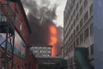 辽宁本钢炼铁厂一高炉发生火情 暂无人员伤亡报告