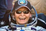 累计太空停留665天 美国女宇航员返回地球
