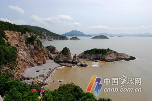 象山花岙岛成功创建全省首个海岛地质公园
