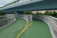 """厦门全球最长、中国首条""""空中自行车道"""""""