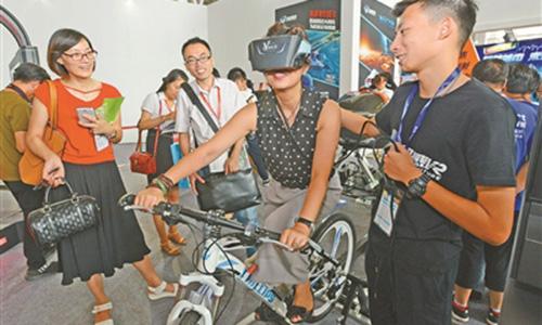 宁波智博会本周五登场 记者探营:烧脑的黑科技好多