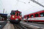 瑞士两列火车相撞约30人受伤