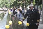 美国纽约举行9·11事件16周年纪念仪式