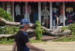 飓风过后的迈阿密