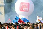 全法爆发反劳动法改革游行