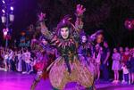 上海迪士尼度假区开启首个万圣狂欢派对