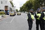 英国伦敦发生汽车撞人事件致11名行人受伤 警方称非恐袭