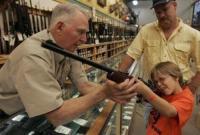 美国拥全球半数枪支?外媒:个人持枪最多达140支