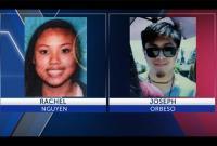 美加州亚裔情侣公园失踪近3个月 遗体疑被发现