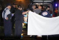 台大女生宿舍楼前有人泼硫酸致1死3伤 死者疑为凶嫌