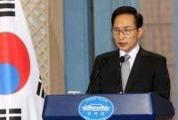 """韩前总统李明博再添""""黑料"""" 这次与三星有关"""