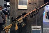 美军最新狙击步枪:净重不到4公斤 单价上万美元