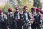 走近阿富汗国民军突击部队