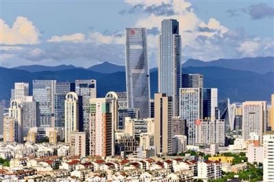 崛起中的宁波东部新城.易国庆摄-港城融合 还是港城分离 专家眼中的