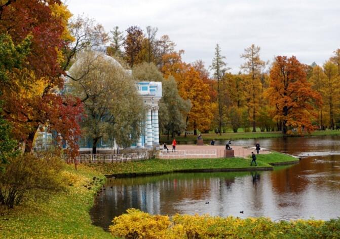 俄罗斯的秋天