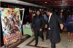 《战狼2》在拍摄地南非最大院线公映 获各方好评