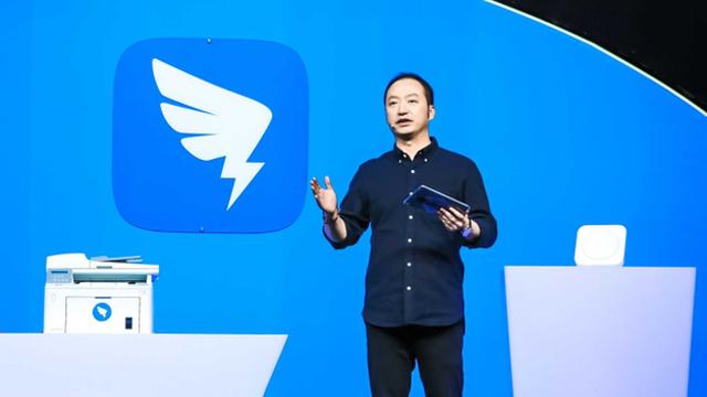 从追赶微信到颠覆微信 钉钉CEO无招的10亿用户梦