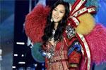 """""""大表姐""""刘雯:感激模特这份职业 将一直走下去"""