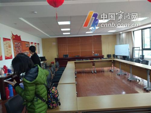庄桥街道启动两个避灾安置点 已有居民前来登记-新闻中心-中国宁波网