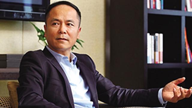 银泰集团董事长沈国军:为家乡发展,所有宁波人要尽心尽力