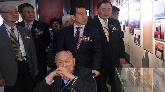 """新加坡卡尔登城市酒店李本俊:带领更多香港""""宁波帮""""回乡投资"""