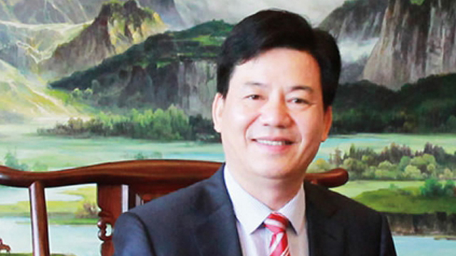 """博威集团董事长谢识才:争做""""中国制造2025""""标杆企业"""