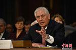 外媒称CIA局长将取代蒂勒森任美国务卿 白宫否认